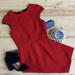 Zara Bodycon Midi Dress NWOT